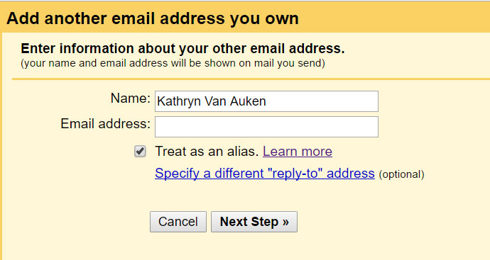 how to see what email addresses belong to domain